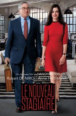 Affiche du film Le Nouveau Stagiaire