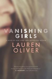 Couverture originale en anglais d'Absences de Lauren Oliver